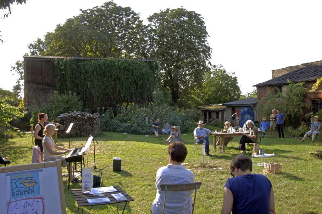 Kunststück Garten 1