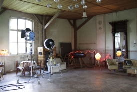 Fotoshooting - Vorbereitungen