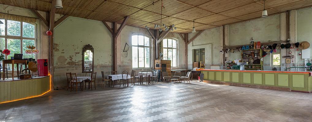 Der alte Tanzsaal